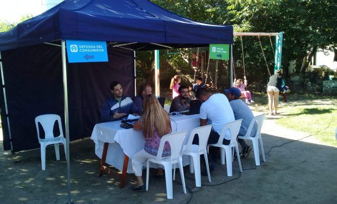 """""""Tu Gobierno Cerca"""" está en barrio Don Bosco"""