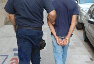 Dos delincuentes detenidos tras el hurto de un celular