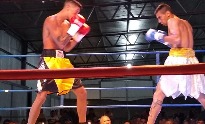 Boxeo: Fofi Moreschi combatirá el sábado por el Título Latino