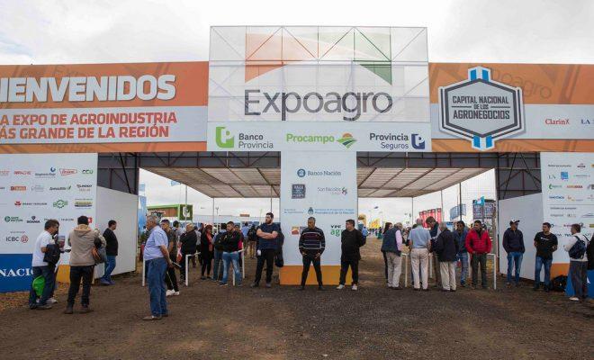 """ExpoAgro batió récords consolidándose como """"Capital Nacional de los Agronegocios"""""""
