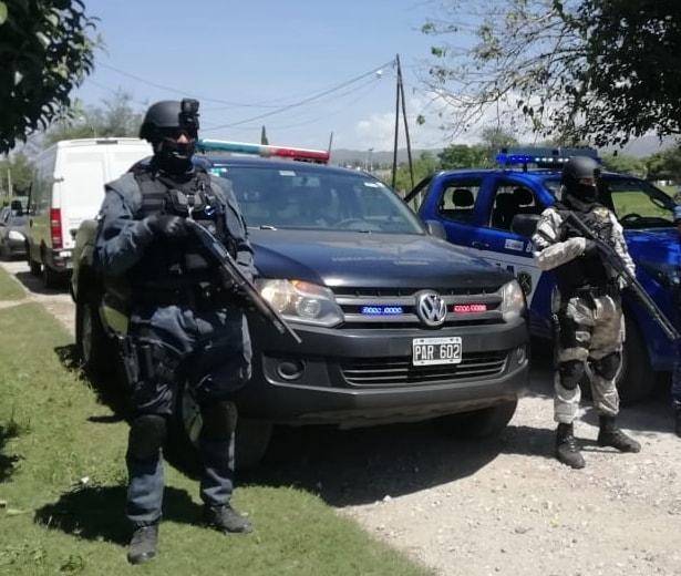 La buscaban por venta de droga y cayó en pleno Boulevard Alfonsín