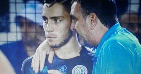 Gonzalo Lencina debutó en la Primera de Belgrano