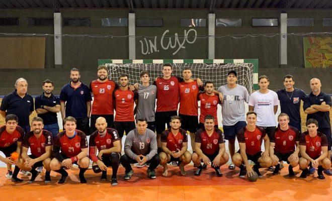 Handball: Municipalidad arrancó ganando en Mendoza