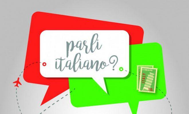 Dictarán cursos de italiano en nuestra ciudad
