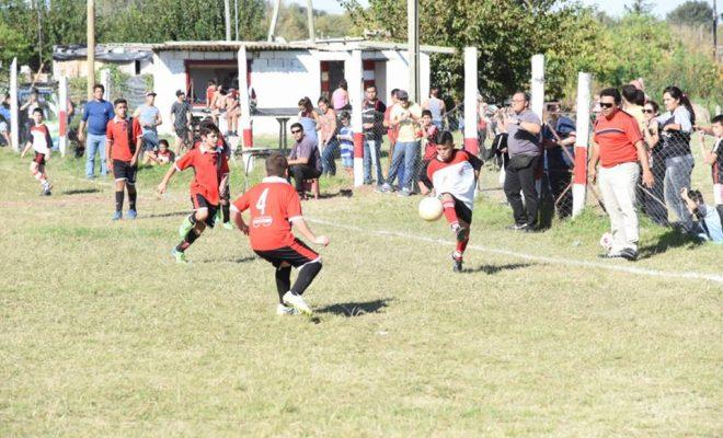 Comienza la temporada 2019 de la Liga Infantil de Fútbol
