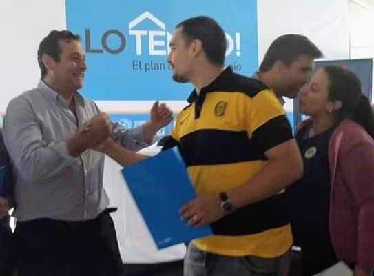 Se aprobó traspaso de lotes a Provincia para el Plan LOTENGO
