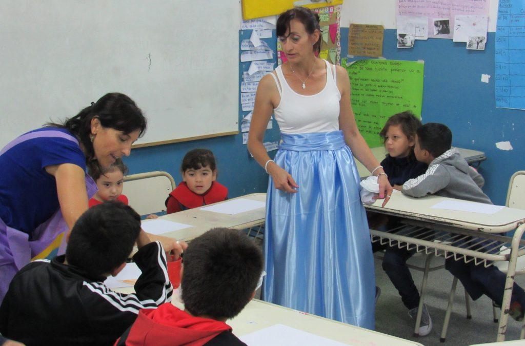 """""""Es importante enseñar valores, sobretodo en los más pequeños"""""""