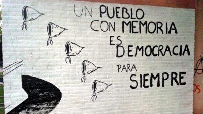 Alta Gracia, a 43 años del último golpe a la Democracia