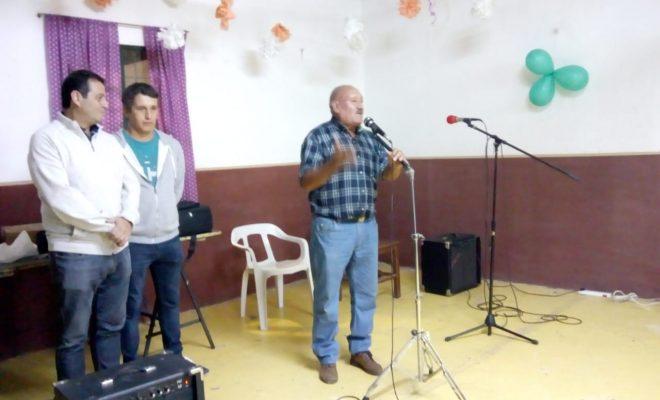 El Centro Vecinal de barrio Sabattini inauguró obras en su edificio