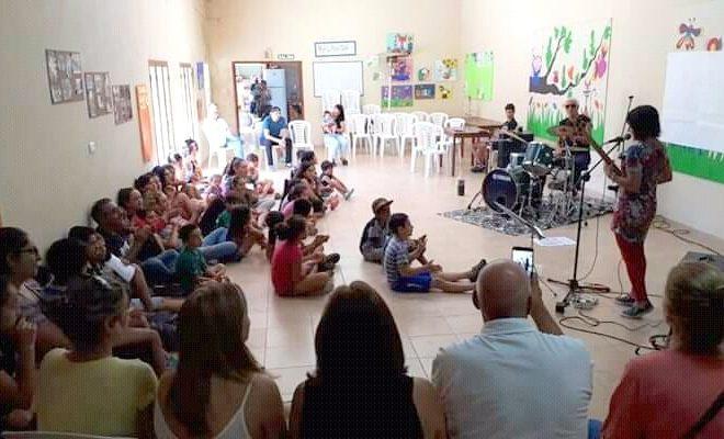 Oscar Salas y una nueva propuesta musical y educativa