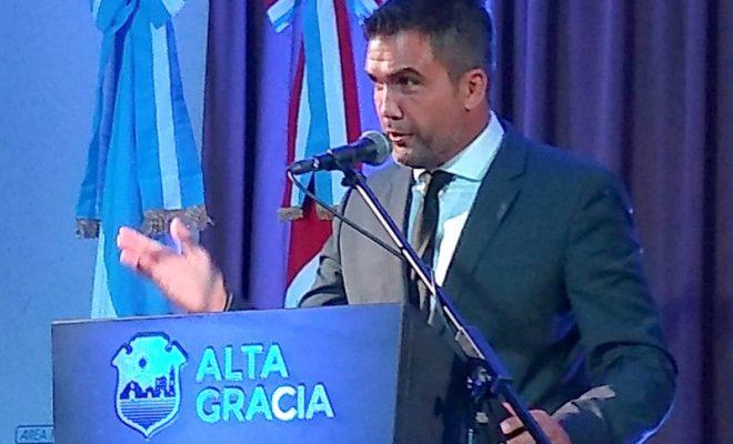Facundo Torres abrió el último período legislativo de su mandato