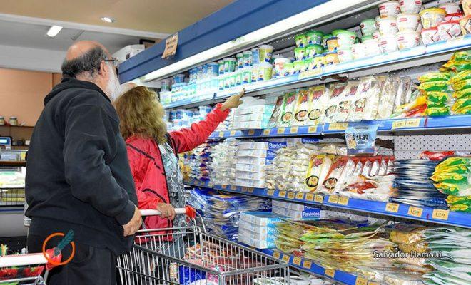 La canasta de alimentos sufrió un incremento del 3,6% en 15 días