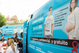 Vuelven a los barrios los testeos gratuitos de VIH y sífilis