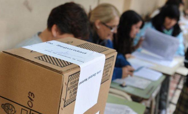 Más de 2 millones de cordobeses concurrirán hoy a las urnas