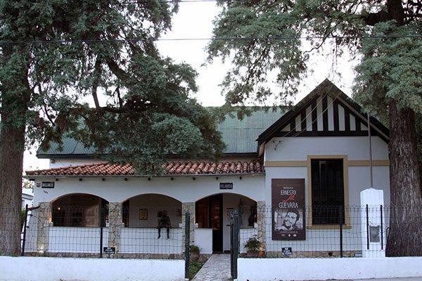 """Desde el 1º de abril el Museo del """"Che"""" Guevara ubicado enNicolás Avellaneda 501, se mantendrá cerrado los días lunes."""