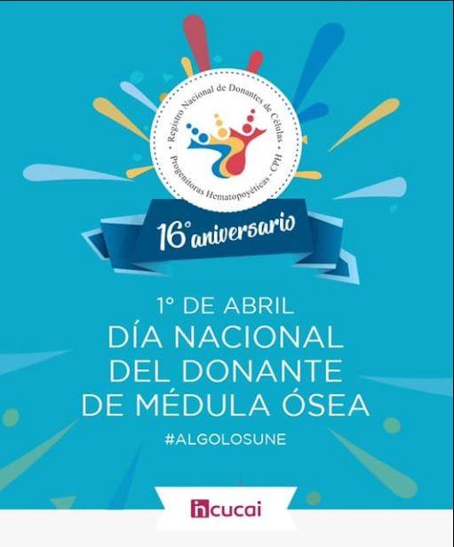 Día Nacional del Donante de Médula Ósea