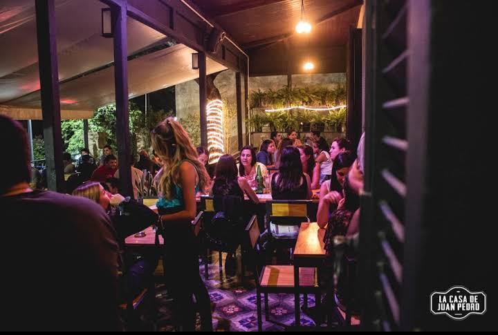 La Casa de Juan Pedro, el bar de amigos