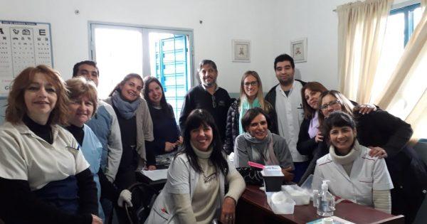 Parque del Virrey: se realizaron testeos gratuitos para HIV