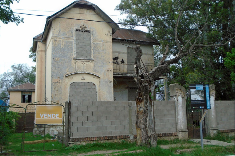 Villa Chichita: De aquel museo interactivo a este negocio inmobiliario