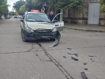 Accidente Barrio Norte