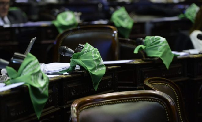 En mayo se vuelve a presentar el proyecto de la legalización del aborto