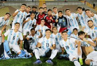 ¡Argentina Campeón Sudamericano Sub 17!