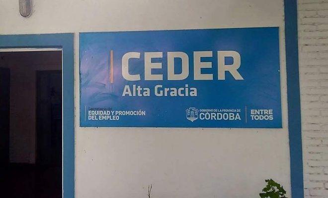 Abren inscripciones para los Cursos de Capacitación de CEDER