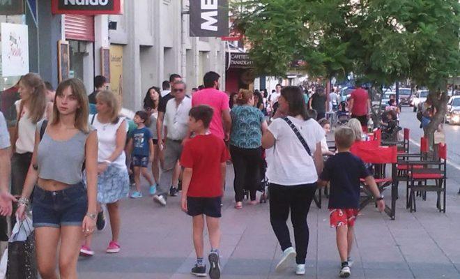 Las ventas minoristas en Alta Gracia cayeron el 13% en junio