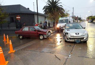 Choque con una persona herida en España y Tucumán