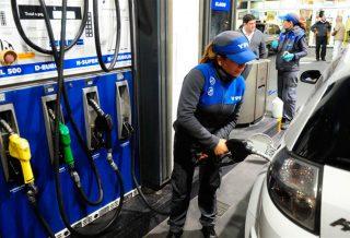 Mayo llegaría con nuevos aumentos en el combustible