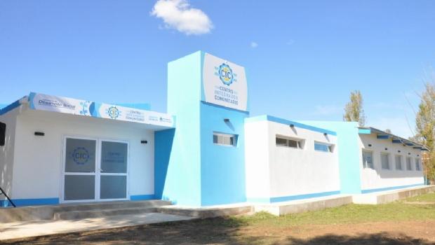 Anisacate: comenzaron los talleres en el CIC