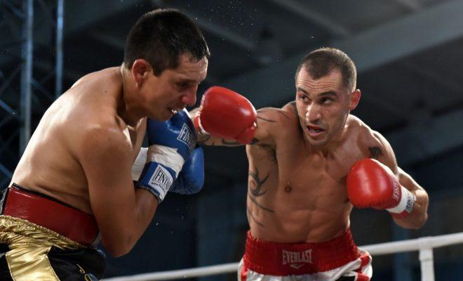 Box: Fofi Moreschi peleará el 18 de mayo en Despeñaderos