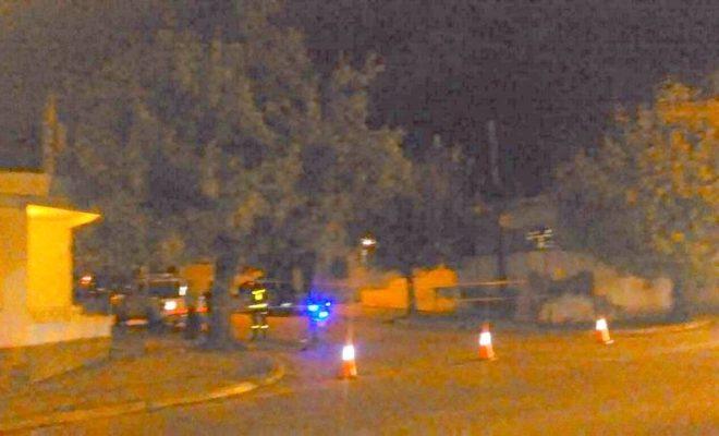 En horas de la madrugada se reparó la pérdida de gas en calle Illia