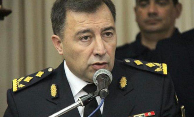 Detuvieron al Jefe de la Departamental Santa María por supuesto peculado