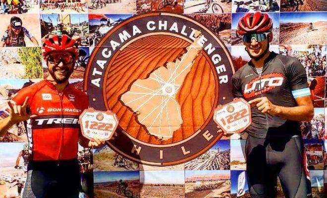 Lito Oviedo ganó la primera etapa del Atacama Challenger