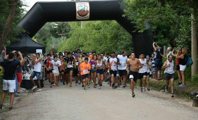 Se corre la 8va. edición de la Maratón de La Bolsa