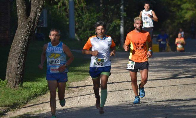 Paolo García y Flavia Zingaretti ganaron el Maratón de La Bolsa