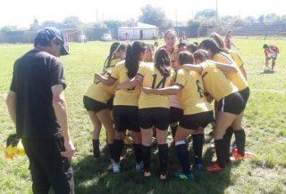 Fútbol femenino: hoy las Merenguitas son locales