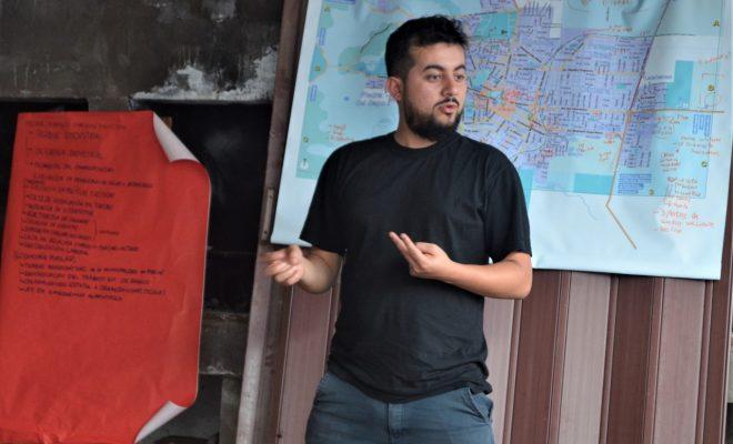 El Movi-Psol abrió el debate sobre un nuevo modelo de ciudad