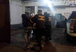Adolescentes detenidos tras una persecución