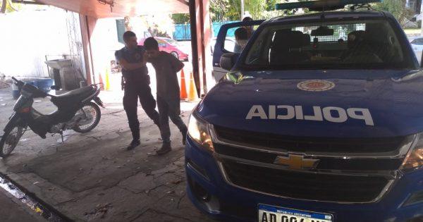 Anisacate: intentaron huir pero fueron detenidos