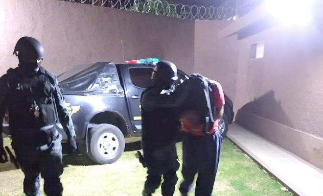 Detuvieron un narcomenudista en Villa Parque Santa Ana