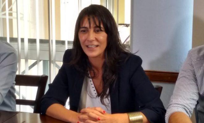 Natalia De la Sota estuvo en Alta Gracia y abrió la campaña de Hacemos por Córdoba