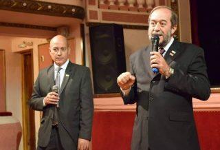 Francisco Caligiuiri y Cristian Baquero Lazcano representarán a Argentina en Madrid