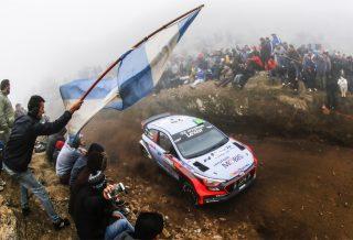 Desde hoy, rugen las sierras con el Rally Argentina 2019