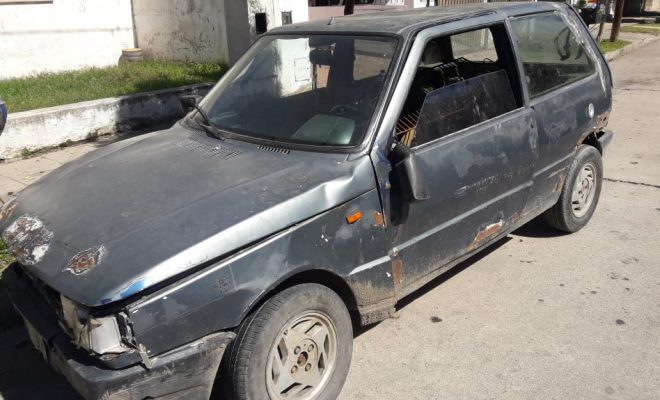 Secuestran vehículos que fueron denunciados como robados