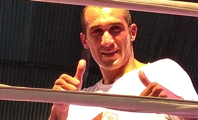 Fofi Moreschi logró un claro triunfo en Despeñaderos