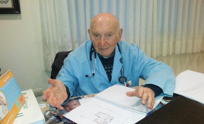 El gran gesto del Dr. Pedro Polacov