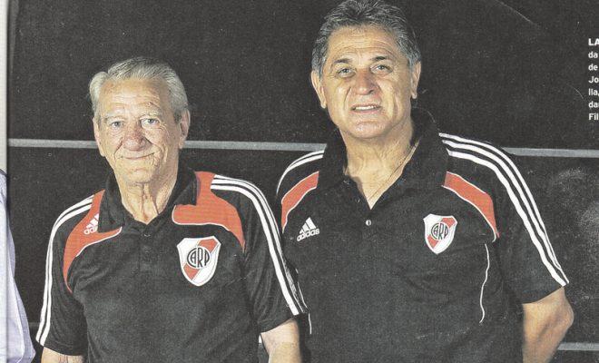 A los 87 años, falleció Rodolfo Talamonti