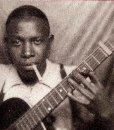 Un bluesman en la encrucijada